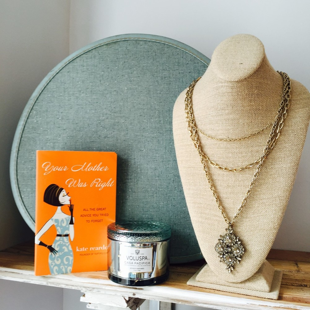 Enjoy 20% off All Jewelry & Voluspa Candles now through Sunday!
