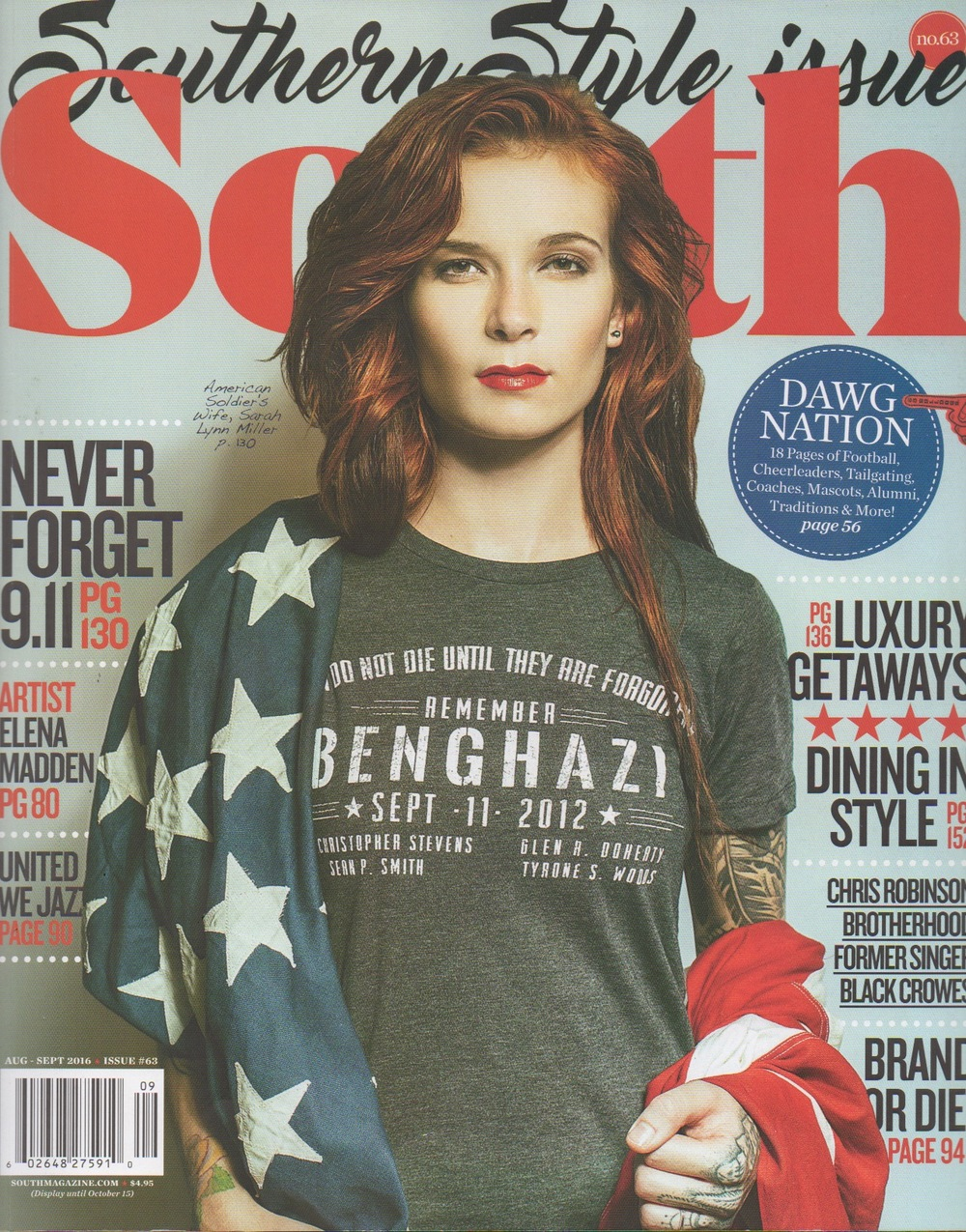 South Magazine August/September 2016