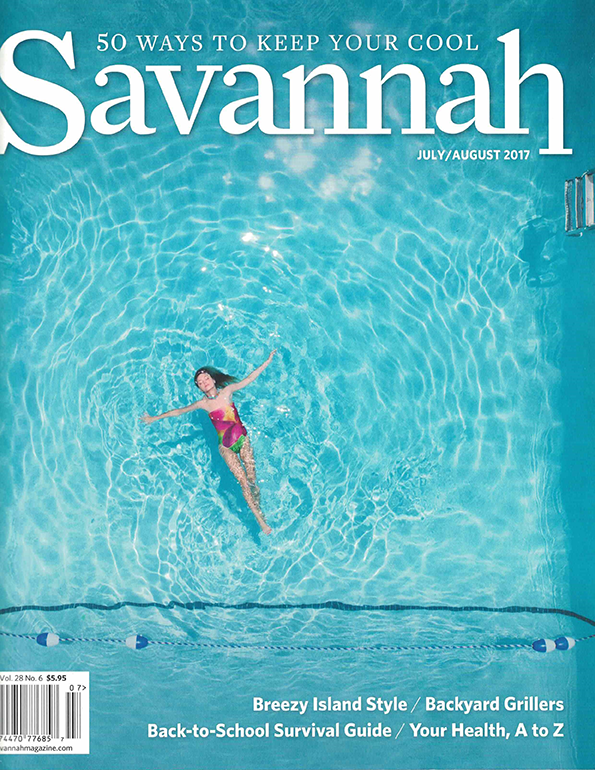 Savannah Magazine July/August 2017
