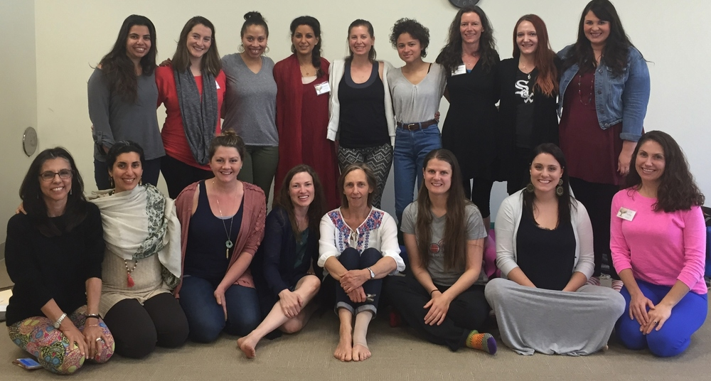 Reston, VA -- Spring 2016 -- toLabor Workshop Participants