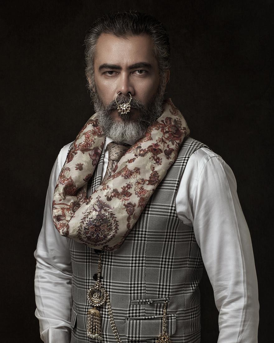 Modelling portfolio photography by Vipin Gaur