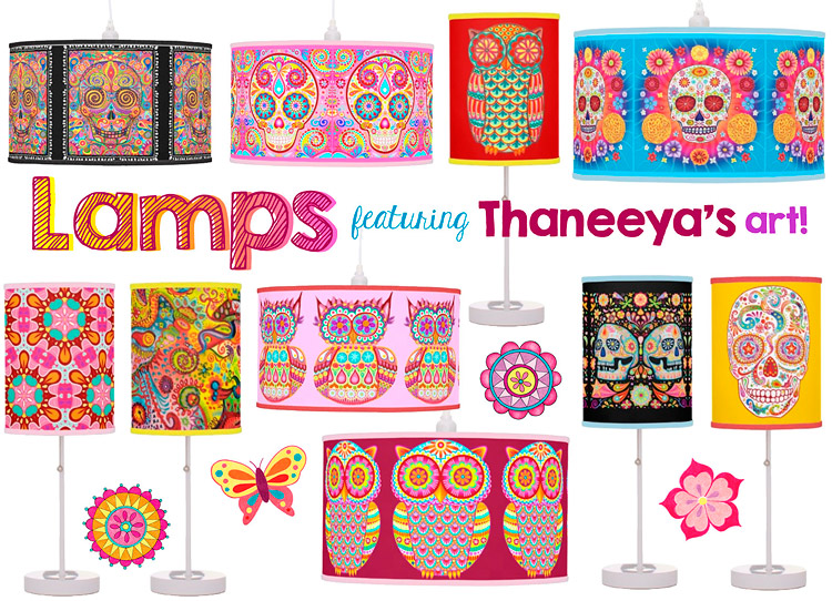 colorful-lamps-featuring-the-art-of-thaneeya-mcardle-750