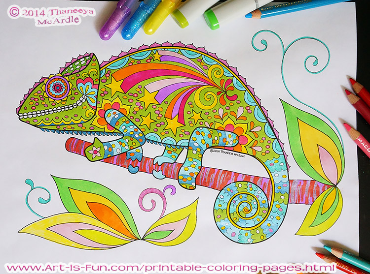 chameleon-coloring-page-by-thaneeya-mcardle-750