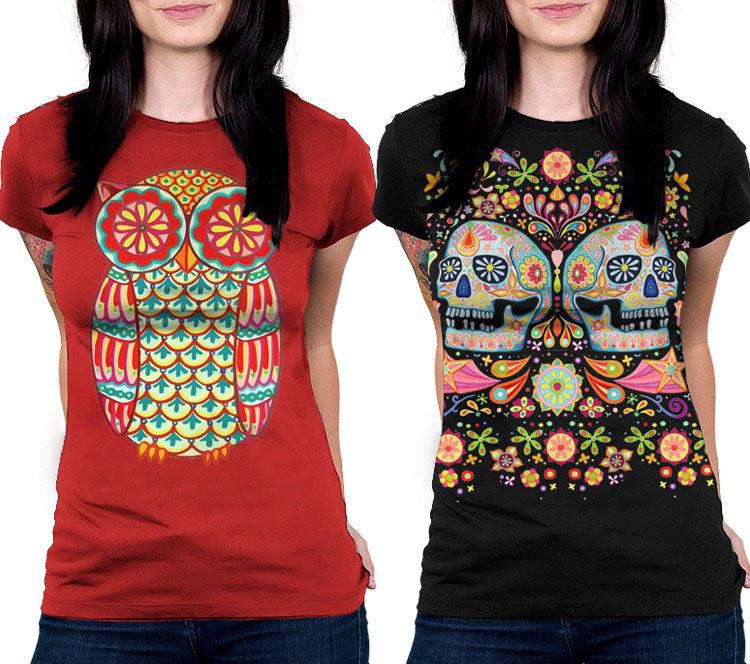 Cool Shirts by Thaneeya