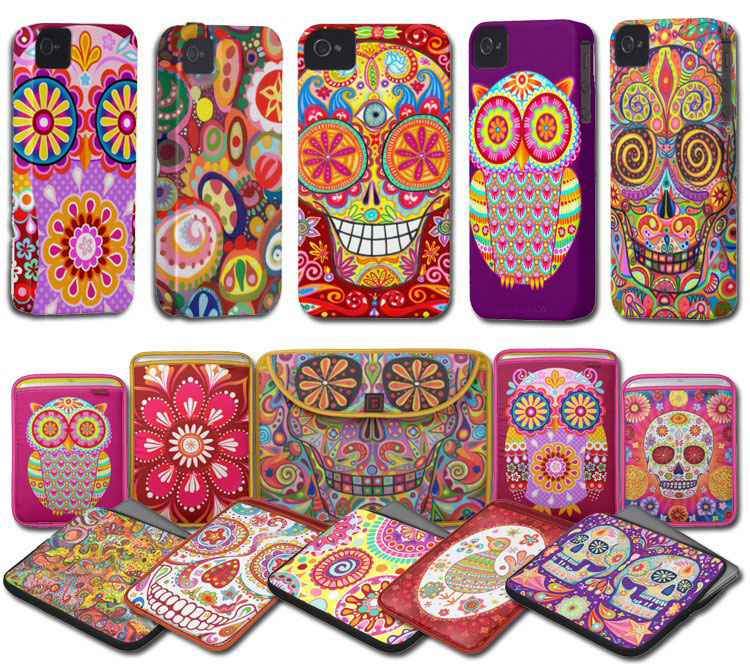 Cool Cases and Sleeves by Thaneeya