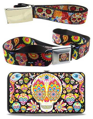 Belts, Wallets and More by Buckle-Down and Thaneeya