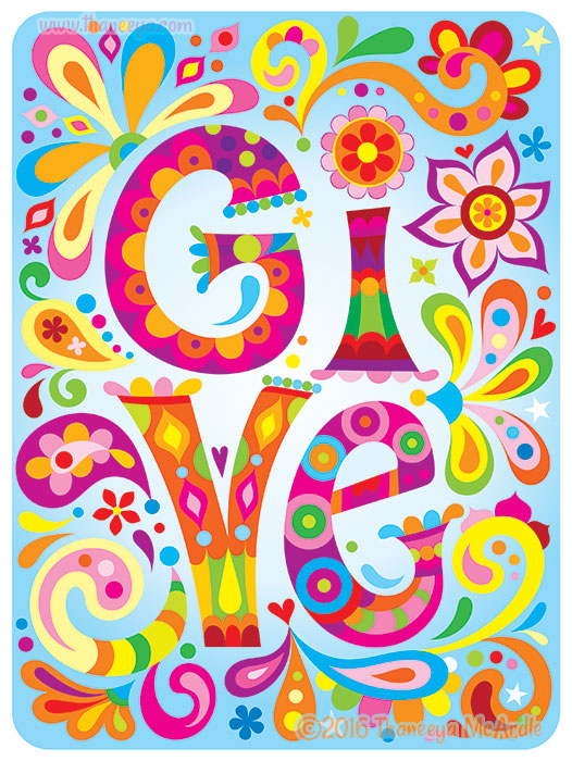 Give by Thaneeya McArdle