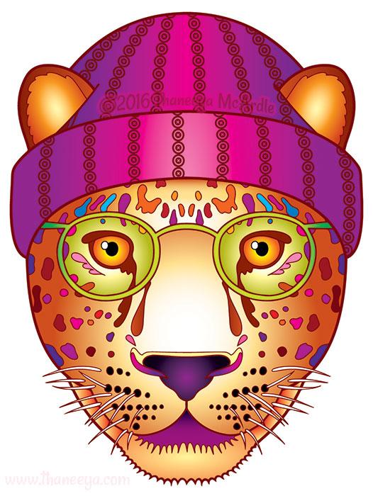 Leopard by Thaneeya McArdle