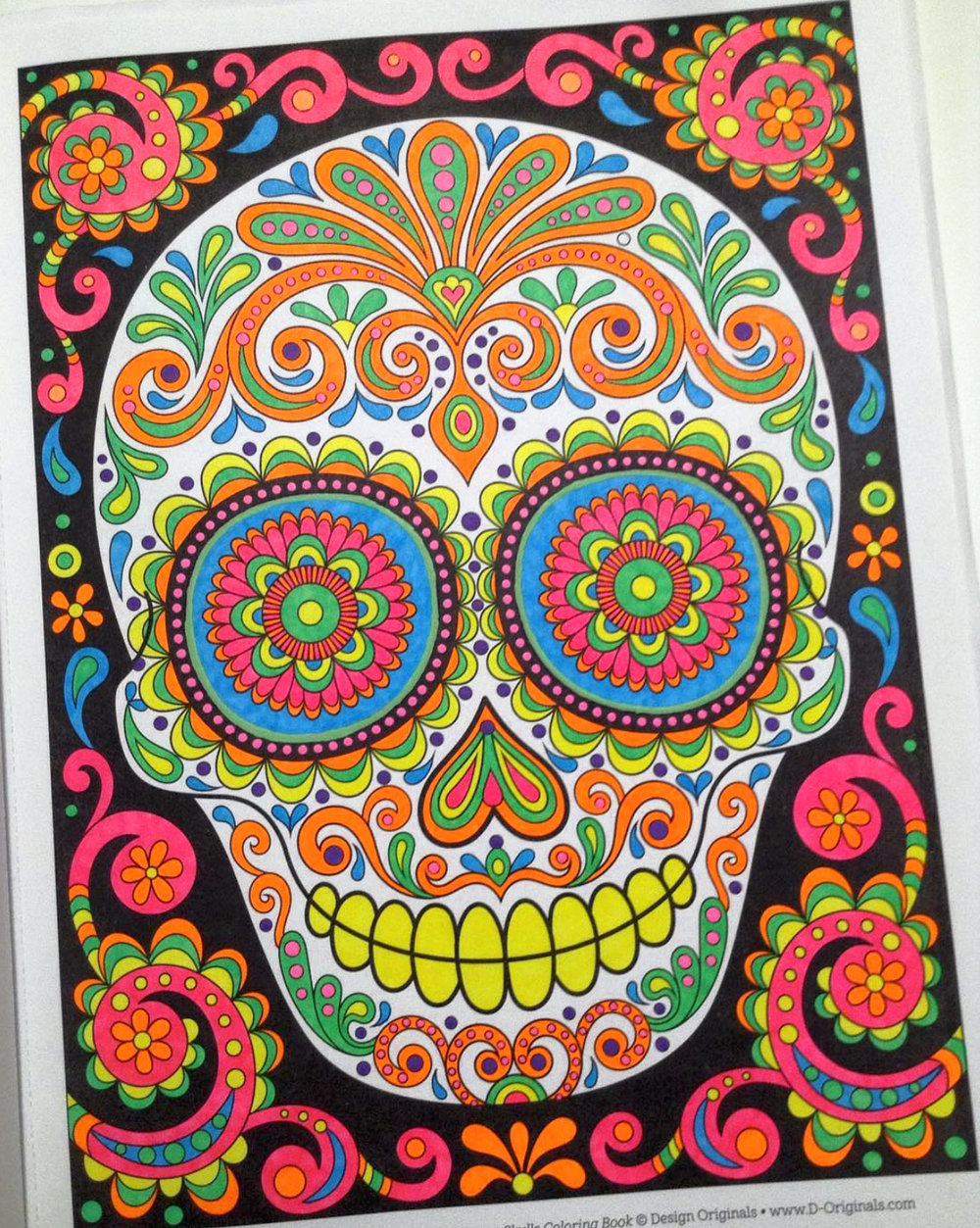 sugar-skull-coloring-page-by-Thaneeya-McArdle-colored-by-TammyM.jpg