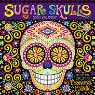 2020 Sugar Skulls Wall Calendar by Thaneeya McArdle