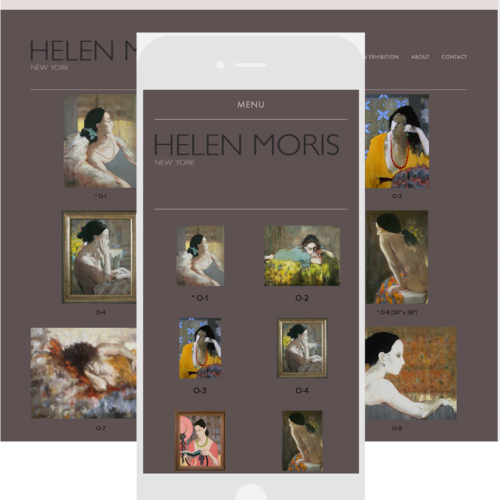HelenMoris.com