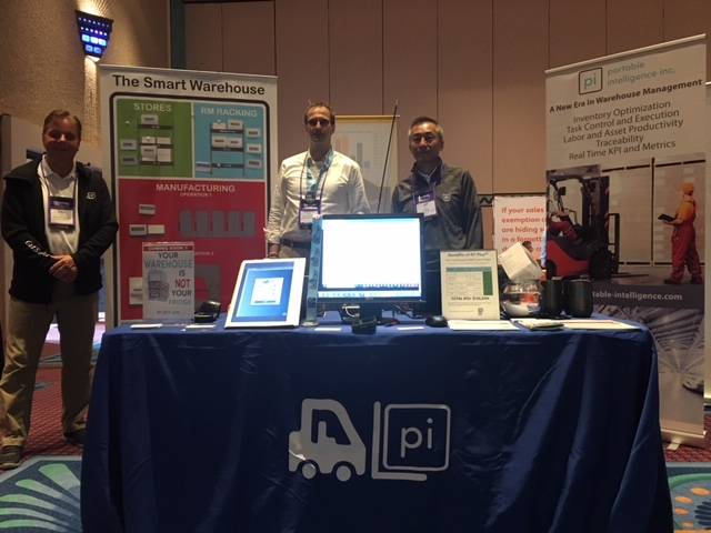 Pi at VISUAL Focus 2018 in Disney Orlando
