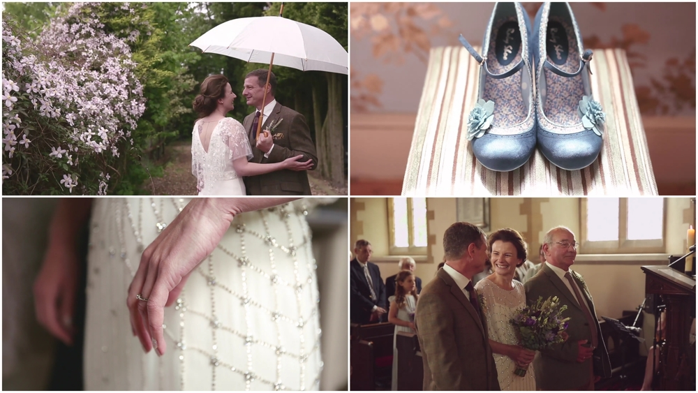Cambridge Wedding Videography