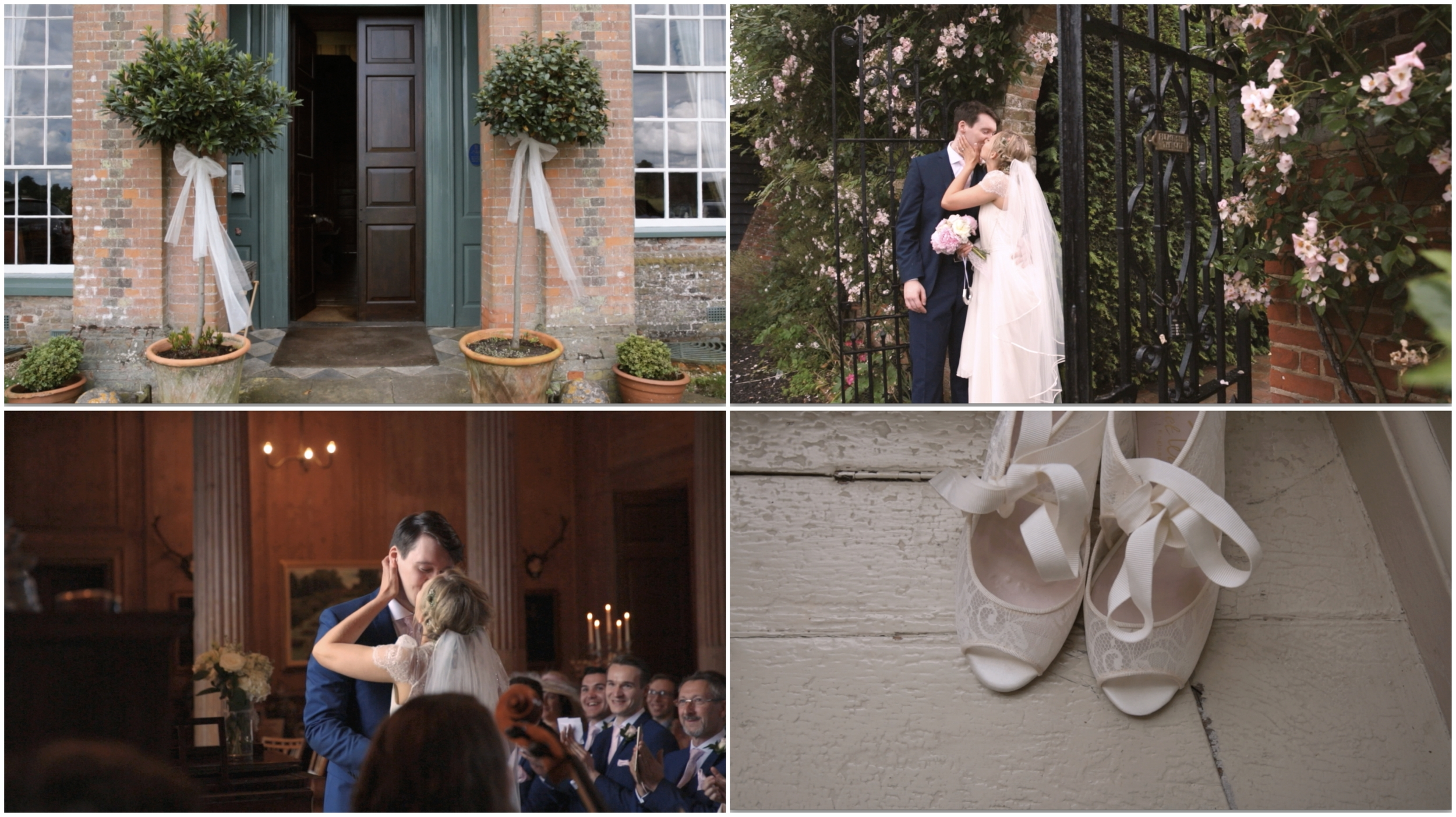 Glenham Hall Wedding