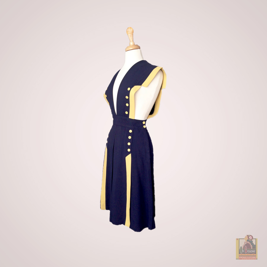 Navy Yellow Playsuit.jpg