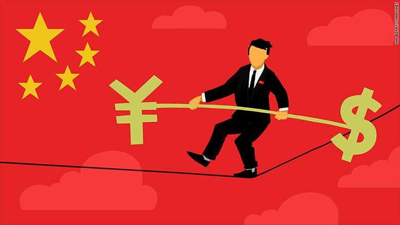 China's options to try to dodge a currency crisis CNNMoney