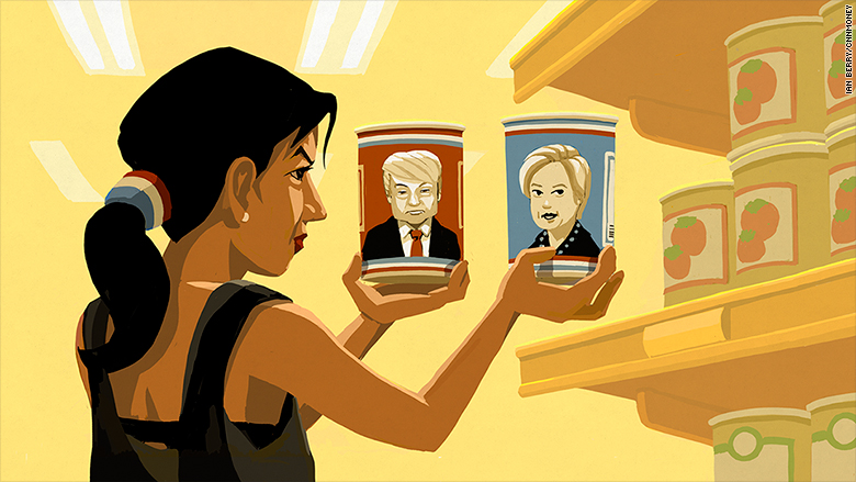 Why the woman voter is a myth CNNMoney