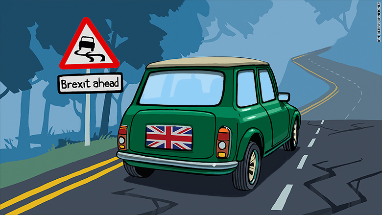 Brexit roadmap: What happens next after shock court ruling CNNMoney