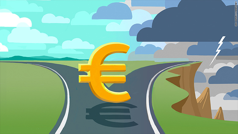 Opinion: The euro can't survive unless Europe changes   CNNMoney