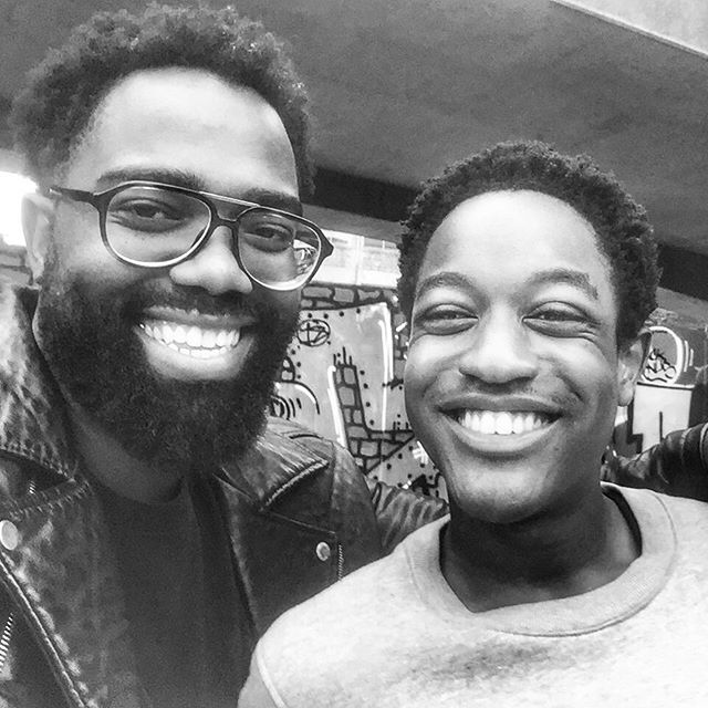 Daily Rev Meets :: @mount_orange  What a super cool dude.  Long after the @alfamunk networking party was over. A few die hardship stayed kicking it. We conversed over Black Panther, East African lips and british culture. This dude here was one of the faithfuls. 🙏🏿 Such an absolutely lovely guy, a genuine soul. Super young, super talented and just a real nice guy.  Make sure you hit him up with all your illustration needs, he's early in the game so you may grab yourself a bargain. 😬 I've got a feeling, in a few years, you won't be able to say his name without paying stacks. 🙏🏿 Keep doing your thing brother man, and remember change the world, don't let the world change you. ✌🏾 #alfamunk #alfamunkcreatives #creatives #illustrator #lukecrwhyte #dailyrev #dailyrevmeets #templewayinthewild #nicepeople #realpeople #inspired #inspiration #positivevibes #positivevibesonly #watchthisspace #onetowatch