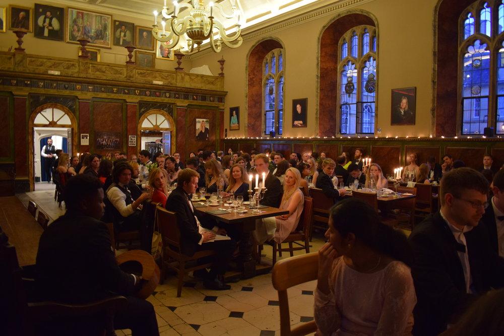 2018 Trinity Gala Dinner