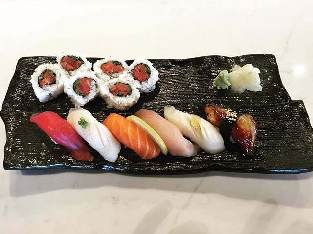 Nigiri Lunch 🍣