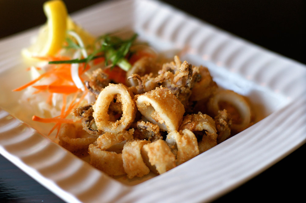 Crispy Calamari – $8.50