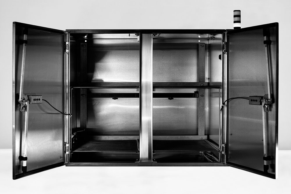Benchtop Decontamination Chamber