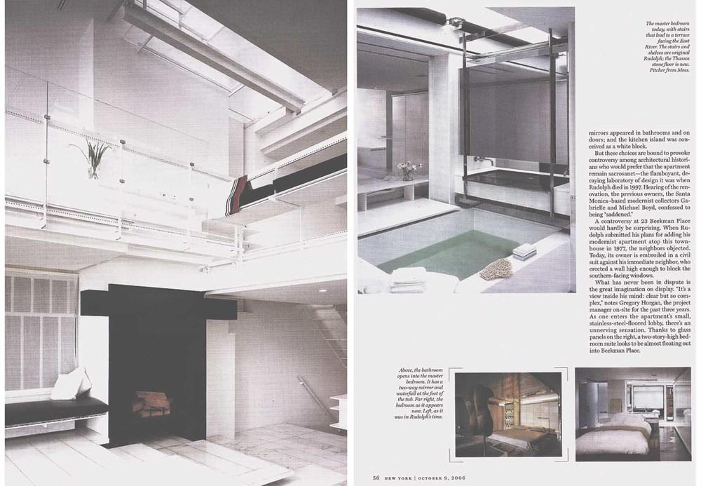 Real Estate Interior Designers in Hudson Yards, NYC, NY | Joe Ginsberg Design