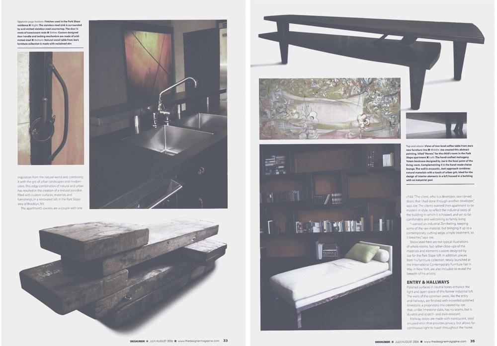 A New York interior Designer | Joe Ginsberg Design
