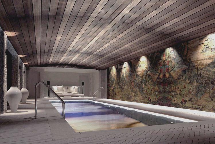 Spa Designer - Hospitality Design - Joe Ginsberg