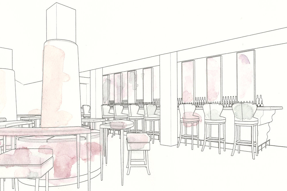 Restaurant Interior Design - Joe Ginsberg