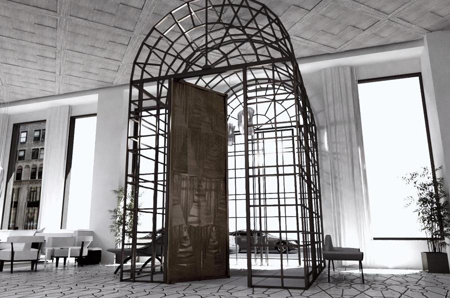 Joe Ginsberg joins global hospitality design firms