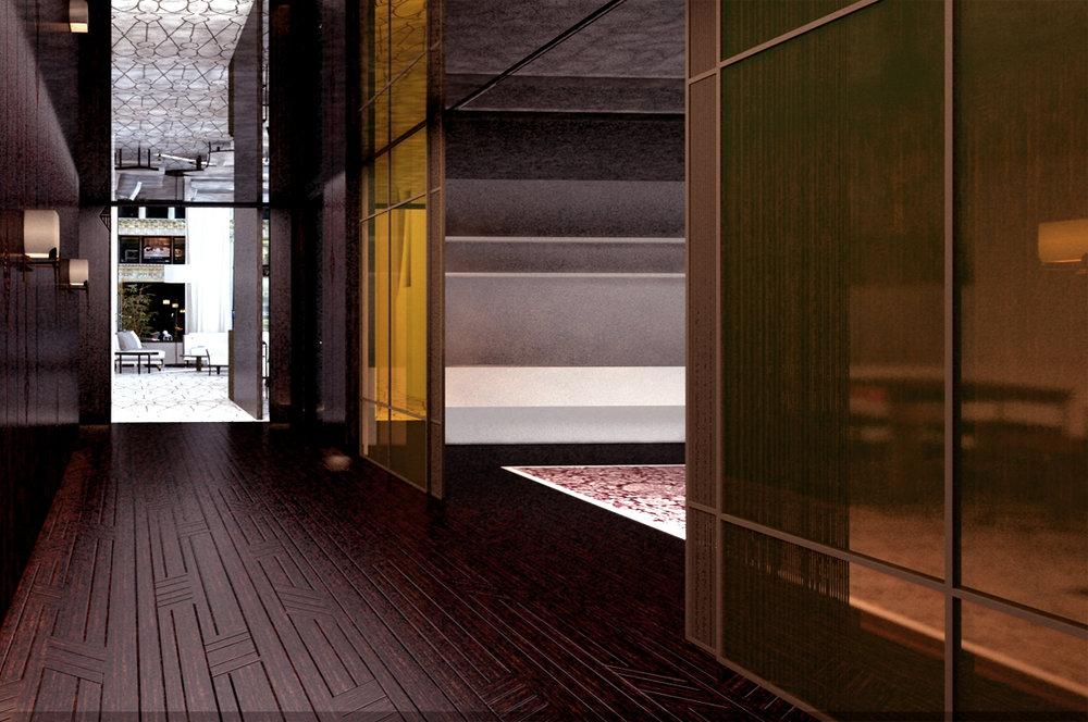 On the list of international interior designers - Joe Ginberg