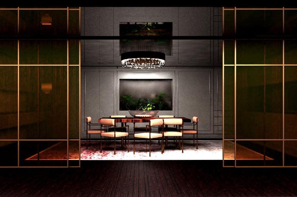 Joe Ginsberg among renowned interior design firms.