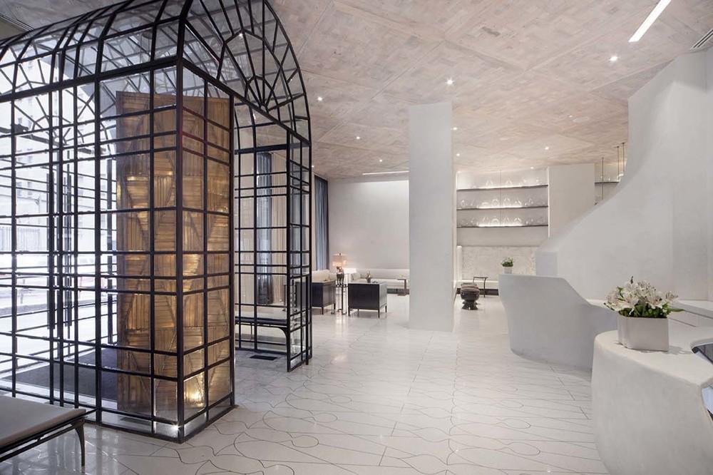 Hospitality Interiors by Joe Ginsberg