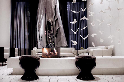 Joe Ginsberg offers a wide variety of interior design and architectural services