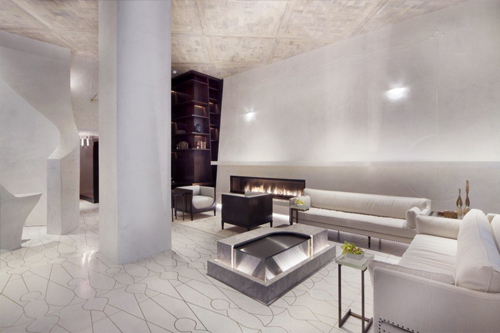 Joe Ginsberg's team consist of top interior designers and the best architects