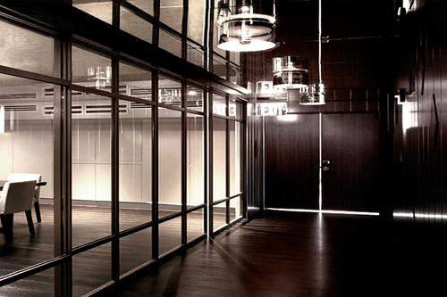 Located in New York, Joe Ginsberg an architectural and interior design firm