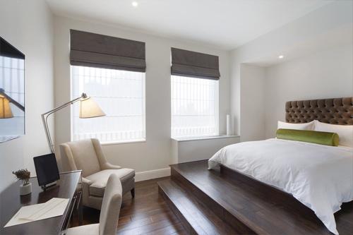 Part of New York's best interior design firms, Joe Ginsberg