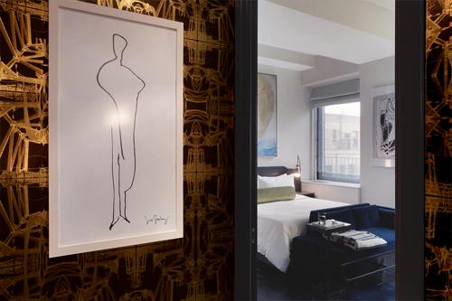 Joe Ginsberg, one of Manhattan's best interior design firms