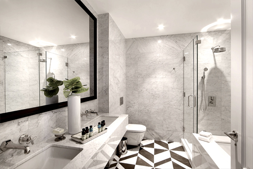 Hospitality design-build firms in New York, Joe Ginsberg