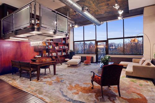 Joe Ginsberg is a boutique design in midtown Manhattan