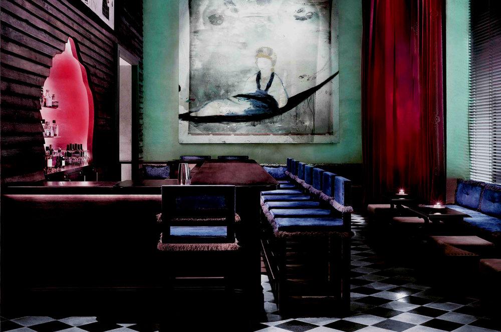 Hospitality Interior Design in Greenwich & Westport, CT | Joe Ginsberg Design