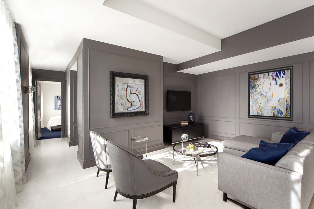 Luxury Interior Design in Greenwich, CT | Joe Ginsberg Design