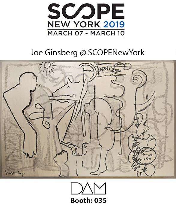 Joe Ginsberg contemporaryArtistNY - Scope 2019 -The Direct Art Modern Miami 012.jpg