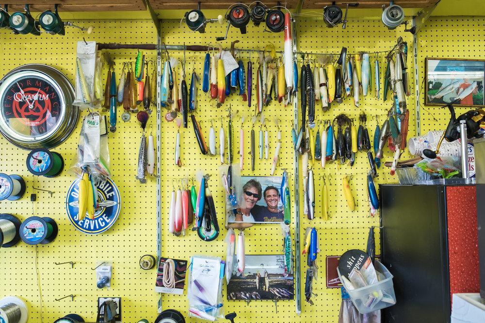 Paulie's Tackle Shop