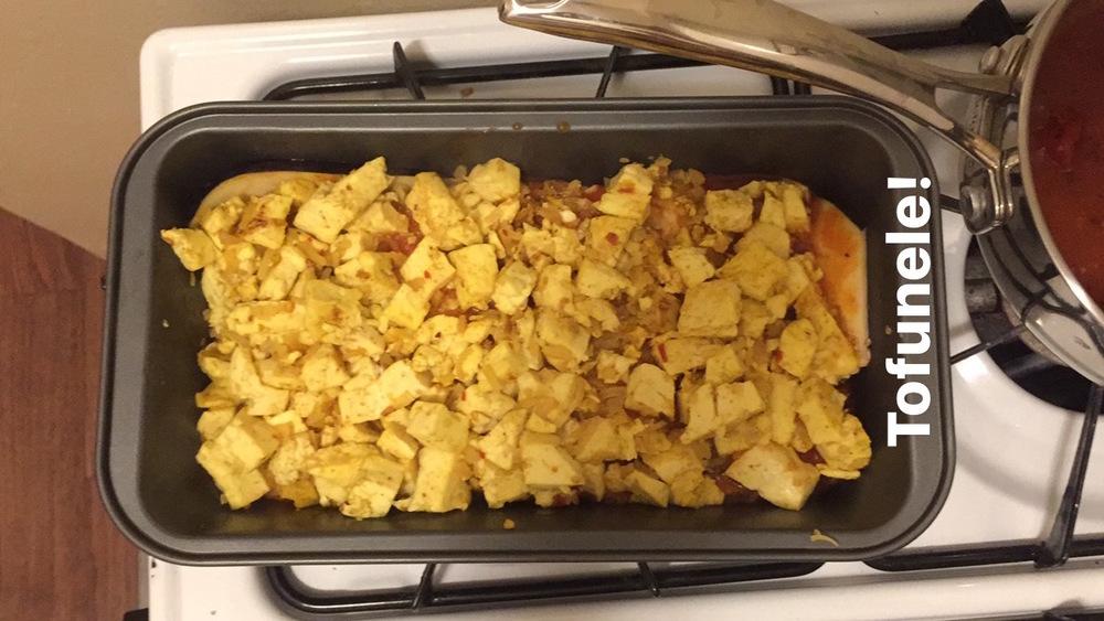 Sai uma rodada de tofu pra galera! (pra quem não conhece a referência, clicaqui