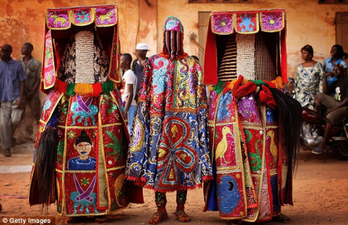 Odun Egungun, Festival nigeriano cheio de cores!