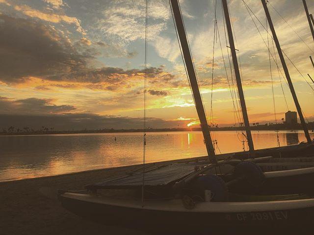 #california #sunset #sea #ocean #summer #sun